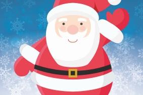Am 11.12.2016 kommt der Nikolaus zu Besuch