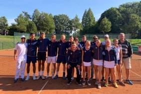 2 Titel für die TCB-Jugend bei den NRW-Meisterschaften