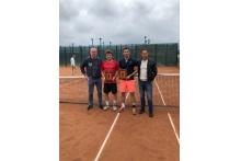Jonas Merckx gewinnt ITF-Turnier