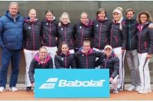 TCB Damen in der 1. Bundesliga mit dem 3. Sieg in Folge !!